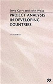 Project Analysis in Developing Countries 2e - CURRY, STEPHEN