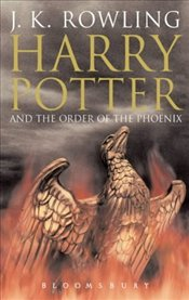 Harry Potter and the Order of the Phoenix 5 - Rowling, J. K.