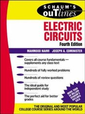 Schaums Outline Of Electric Circuits 4e - Nahvi, Mahmood